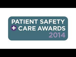 Patient Safety Awards 2014 logo